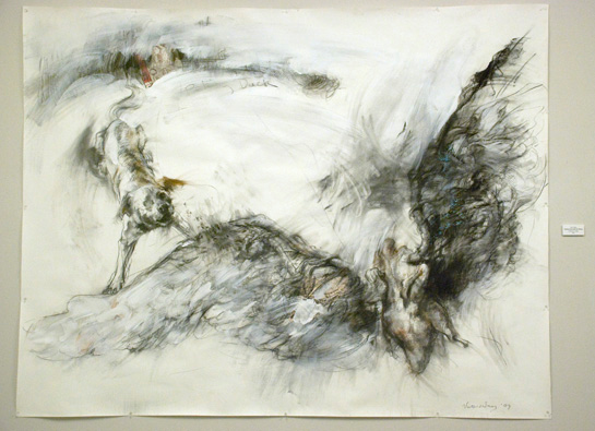 Victor Wang: Painting and Drawing