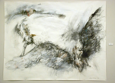 Victor Wang: Painting and Drawing