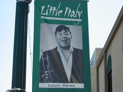 Famous Italian Americans Banner Program