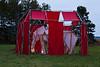 """Lucky 13: Elephant in the Room"", 2015 Farm/Art DTour, Sauk County, Wisconsin"