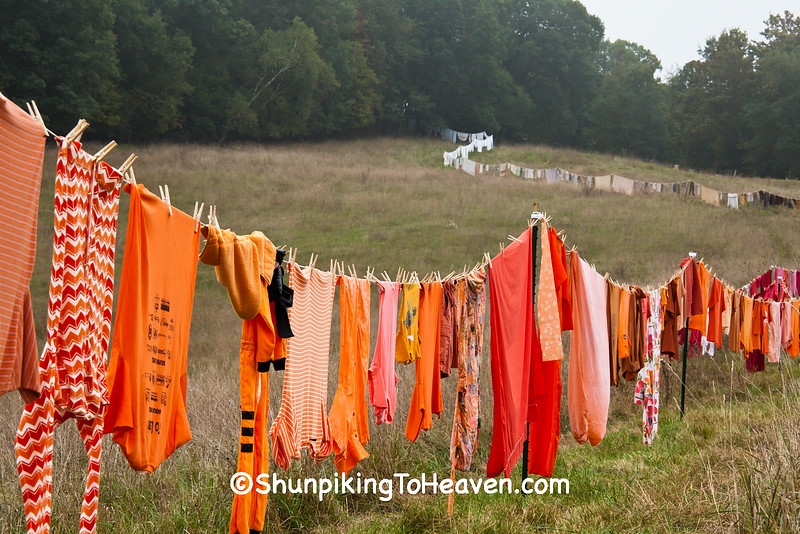 """Monday is Wash Day"", Sauk County, Wisconsin"