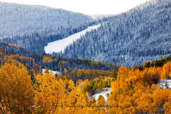 Autumn in Vail
