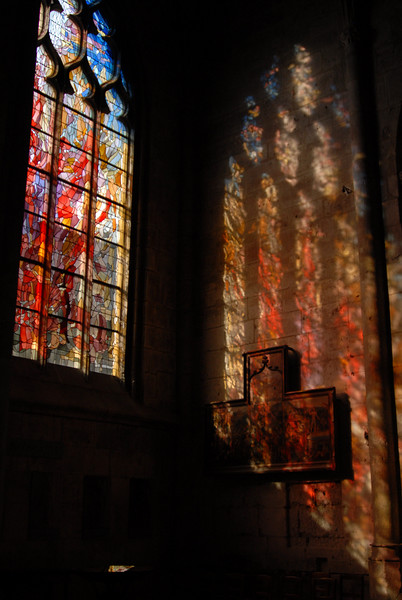 Stained Glass, Vernon France