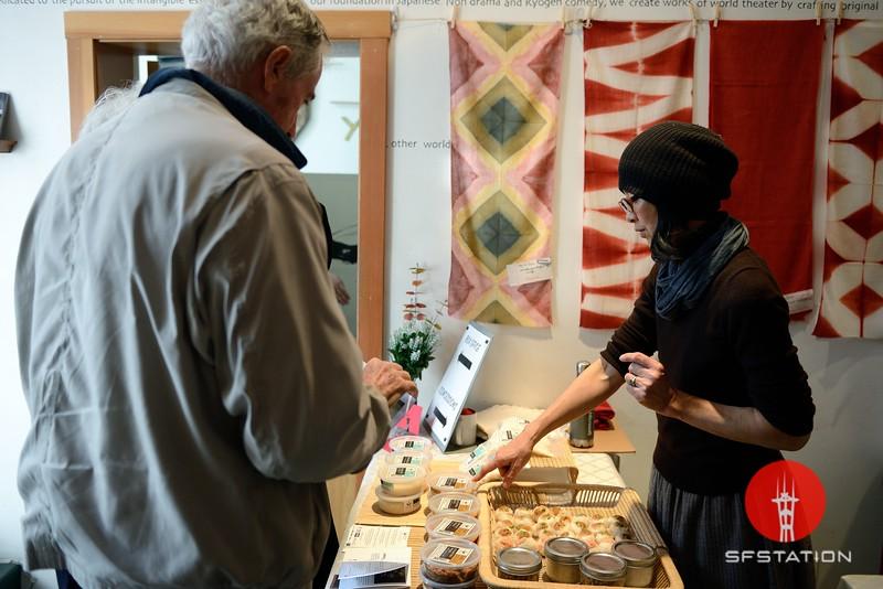 Fermentation Symposium, Dec 30, 2017 at Theater of Yugen