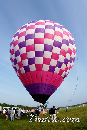 The 27th Annual Quick Chek Festival of Ballooning,  7-25-2009