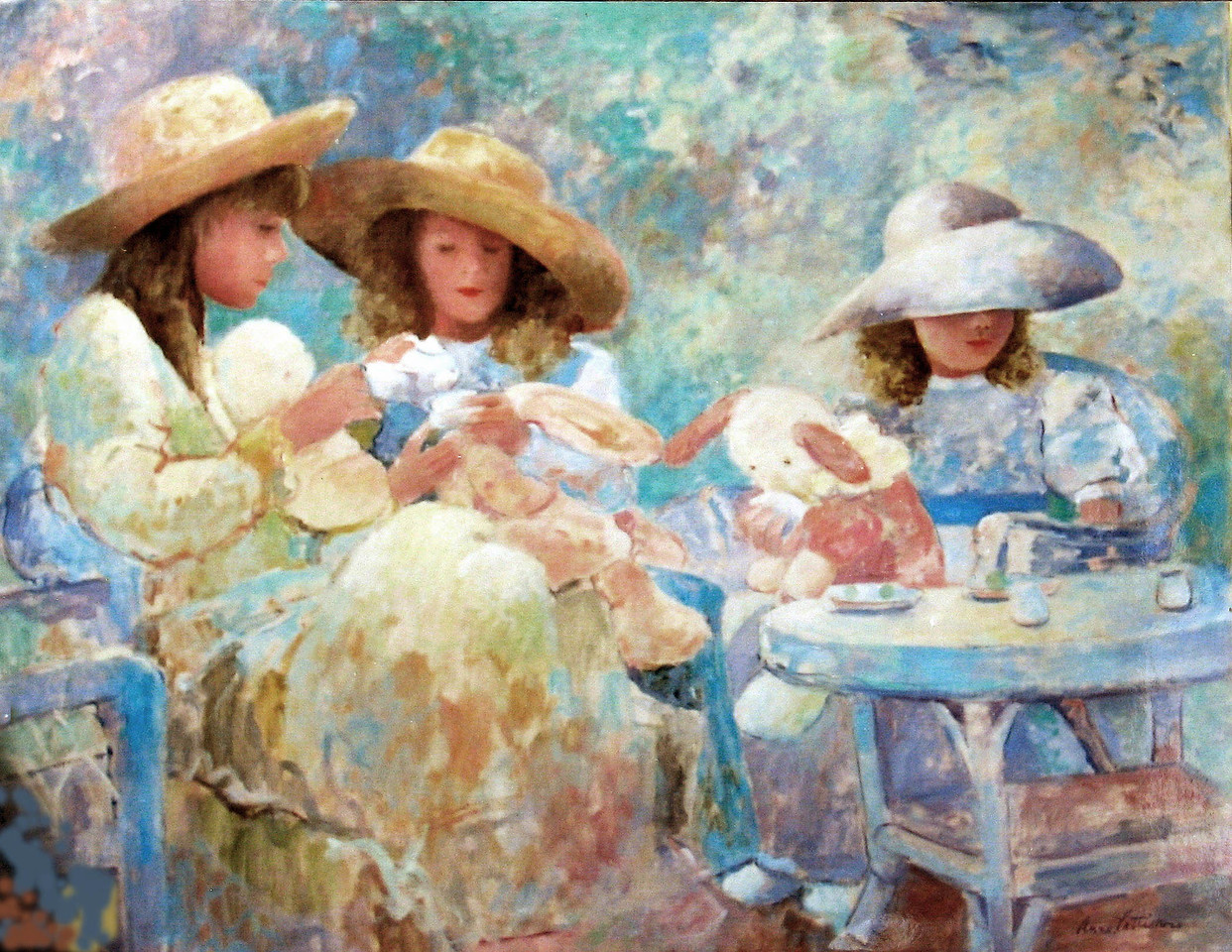 Susan and Meg's Girl's, Private Collection