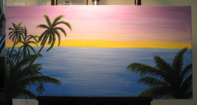 Hawaii Dawn.  This one is almost finished.