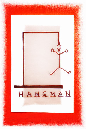 """Hangman Revisited"" © Susan Brown Matsumoto Fine Art and Photography"