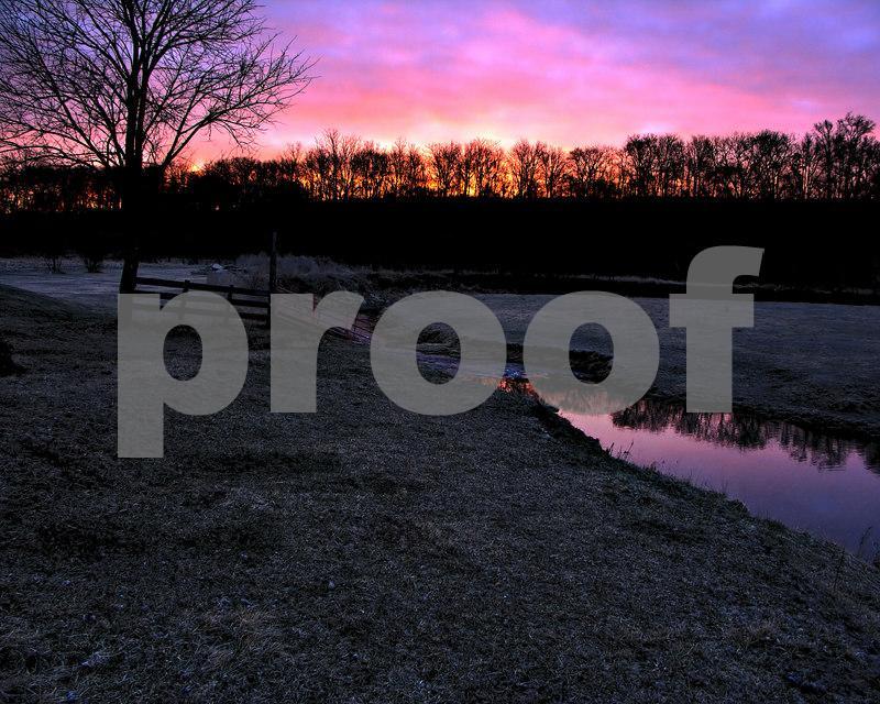 """Scout Sunrise 10"""" x 8"""" format"""