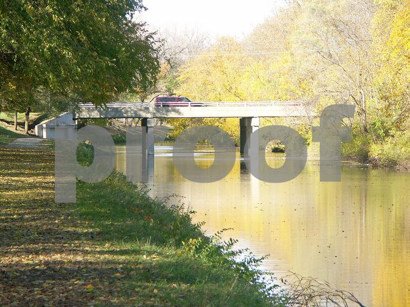 Bridge Across Canal