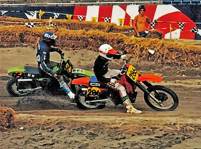 Super Cross at Foxboro Stadium 1985