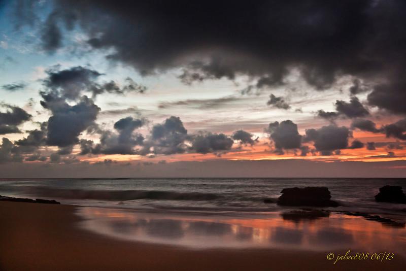 Sandy's Sunrise
