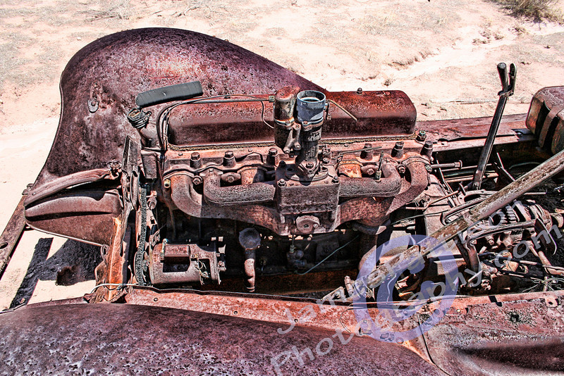 Rusting Route 66