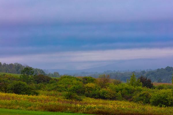 Sunrise at Newton Township, PA