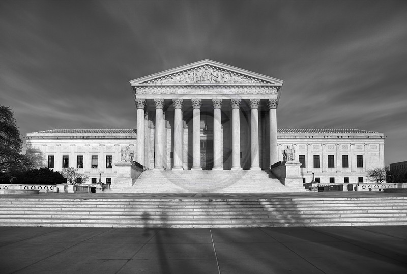 supreme court HDR2bw