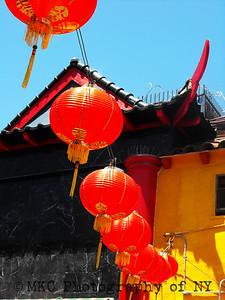 Chinatown Lanterns