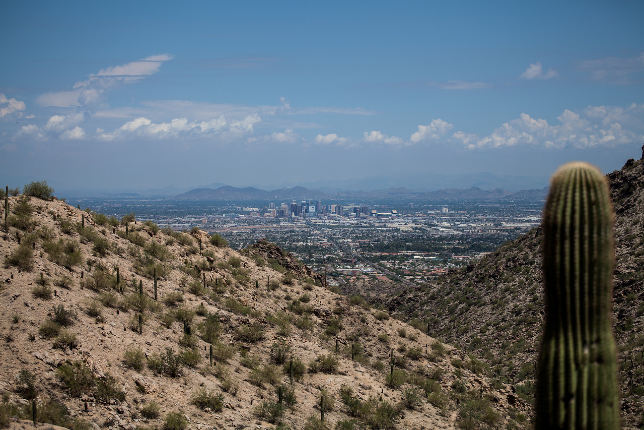 View from South Mountain Regional Park