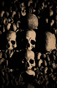 Empire of the Dead, Catacombes de Paris, 2000