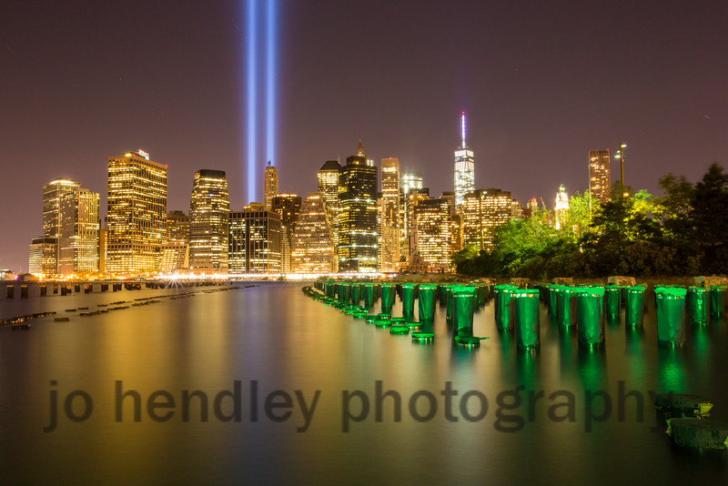 Tribute In Lights 2014