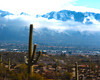 Catalina Mountains in Winter, Tucson, Arizona