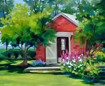 Garden House–$160
