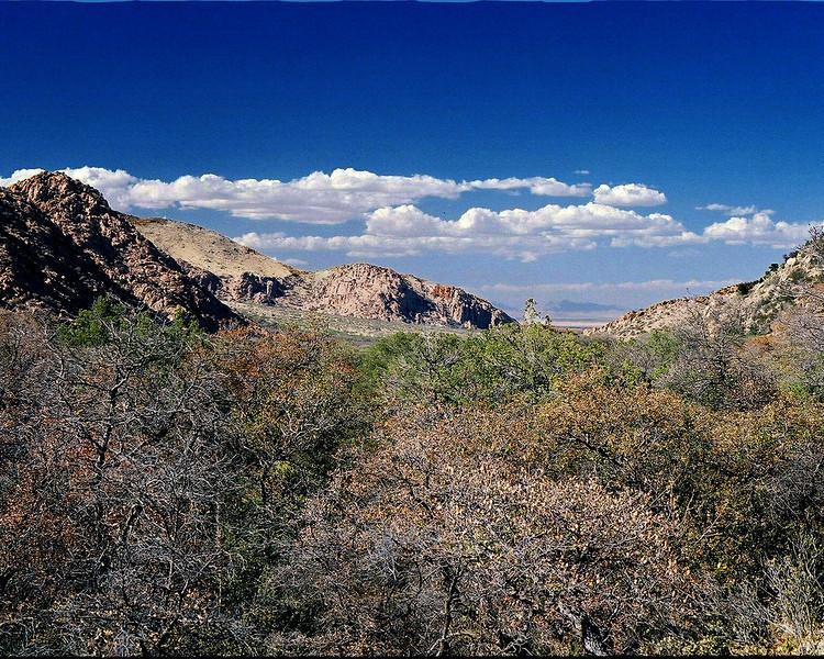 Texas Canyon, Dragoon, Arizona