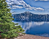 Crater Lake, Oregon, Enhanced