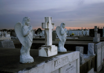 Protected by Angels, New Orleans