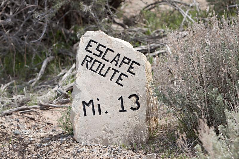 Mile 13