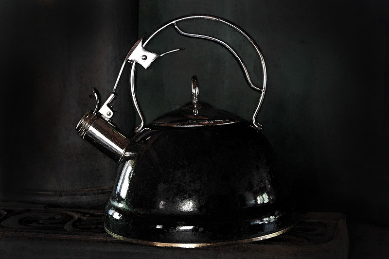 Never Call the Kettle Black