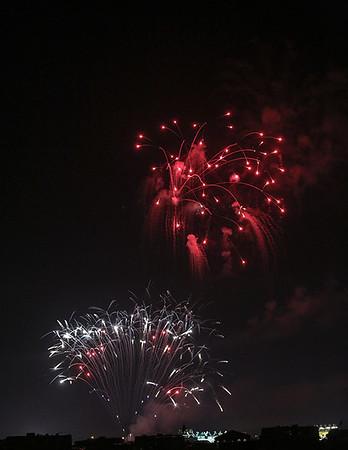 Fireworks Battle Creek MI Jul 4 2013