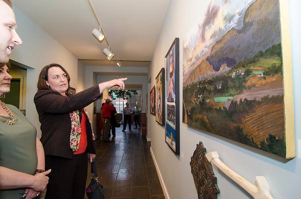 Fitchburg Staff Art Show at FAM