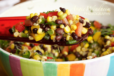 Mexican Pepper Salad