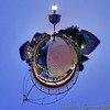 """Carroll Creek at Night"" - Little Planet"