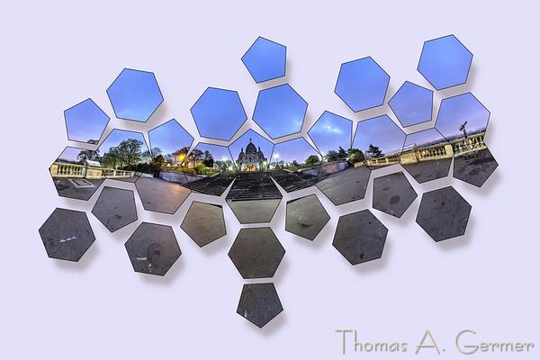 Sacre Coeur Icosohedron