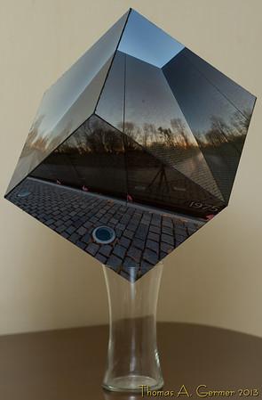 Vietnam Veterans Memorial Cube