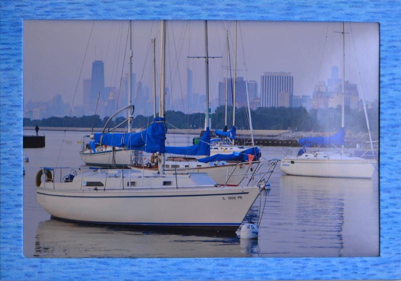 #32 Chicago Harbor<br /> <br /> Harbor Light  [March - June 2013]