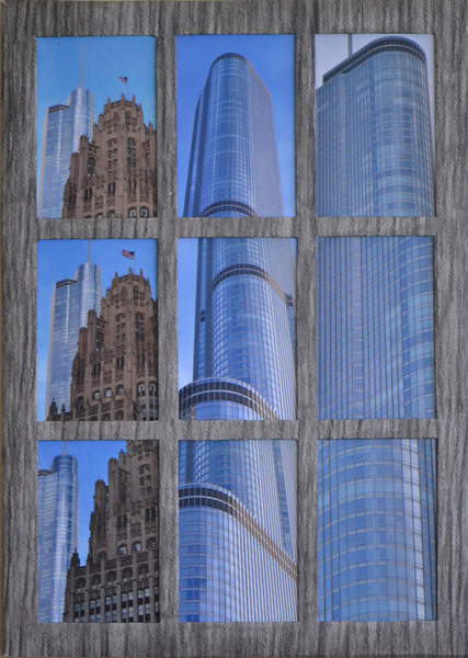 #21  Trump Tower with Wrigley Building
