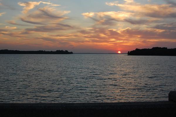 Running Sunset // Tavares, FL //
