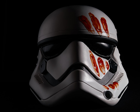 French Fries Stormtrooper