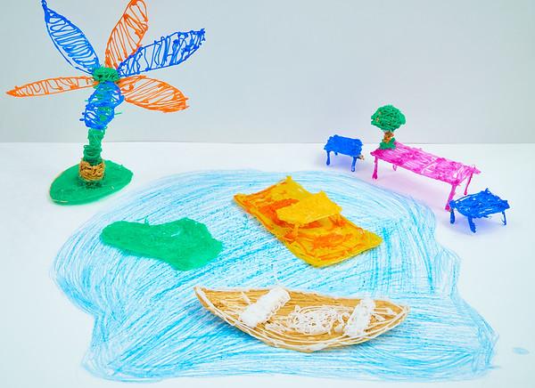 My Daughter's Craft/Art