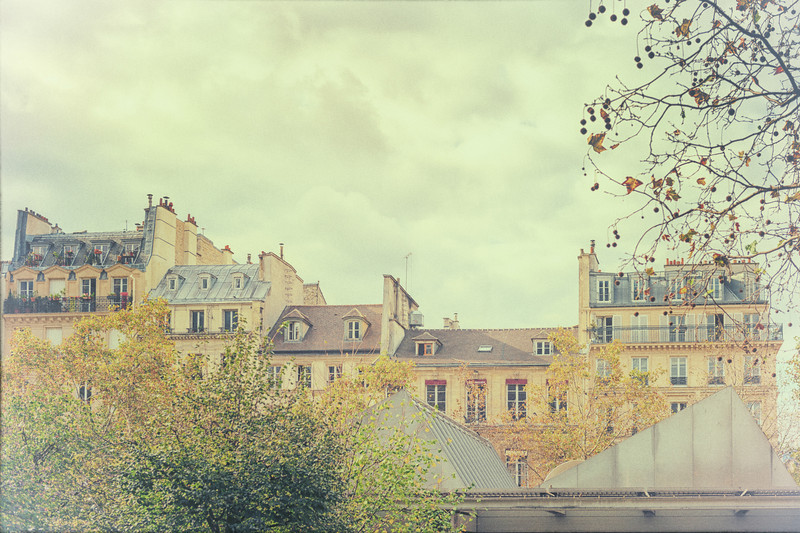 Paris Skyline 2011 #3