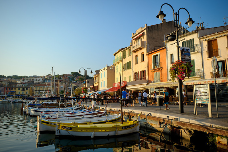 Cassis Harbor #1
