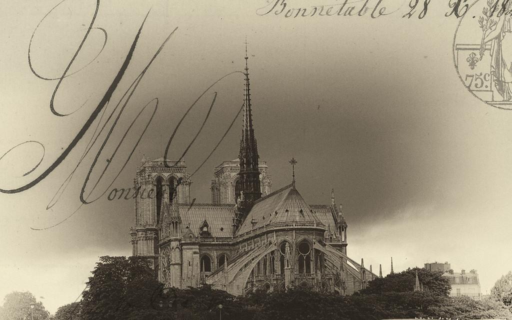 Lettre de Notre Dame