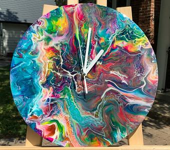 SOLD Clock