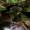 "Hocking Hills, Ohio <br /> ""The Devils Bathtub"" 2006"