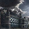 The old Prison <br />  Newark, Ohio<br /> Photo + Photoshop work