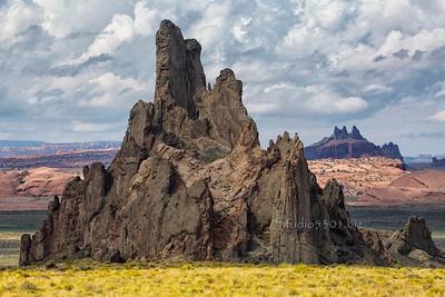 Church rock no posts  in AZ 8184cf PatL
