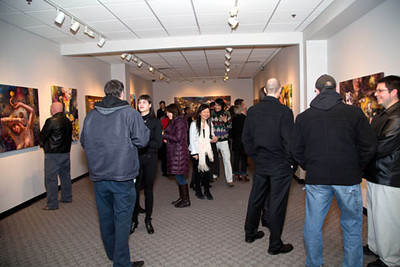 James Wu Opening Reception