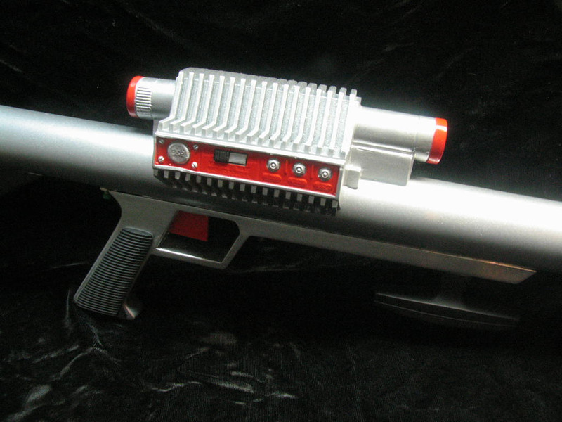 Season 2 Laser Rifle prop replica